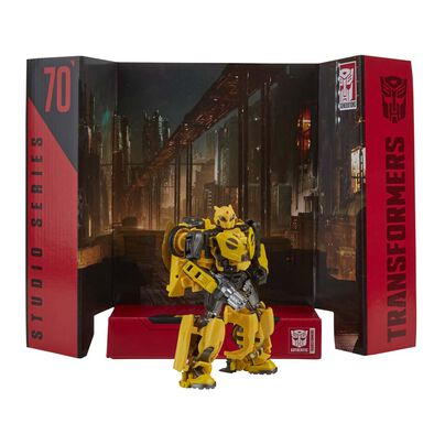 Transformers變形金剛電影精華 - 豪華級 - 隨機發貨