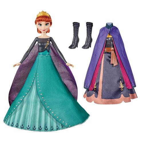 Disney Frozen迪士尼冰雪奇緣安娜公主變裝組