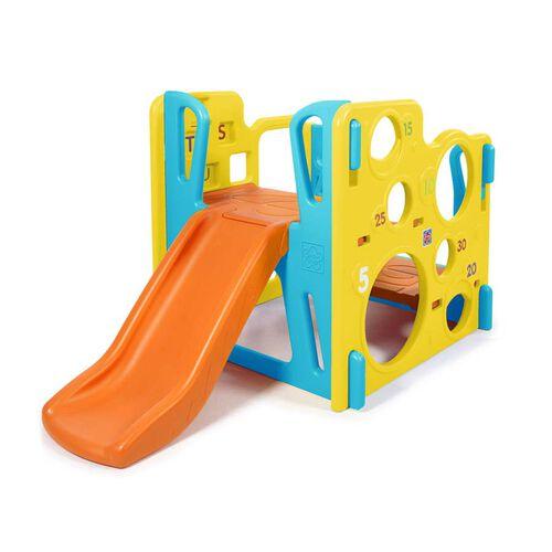 Grow'N Up 小小探索家攀爬滑梯組