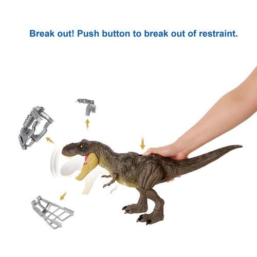 Jurassic World侏羅紀世界 終極逃脫暴龍