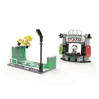 Banbao邦寶 史努比歡樂廣場系列 LN8011嘻哈滑板店