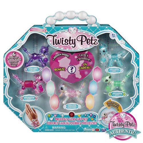 Twisty Petz寵物扭扭手鍊 珍藏6入組