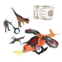 Dino Valley恐龍谷-直升機救援組