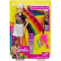 Barbie芭比娃娃Barbie 幻彩髮型組