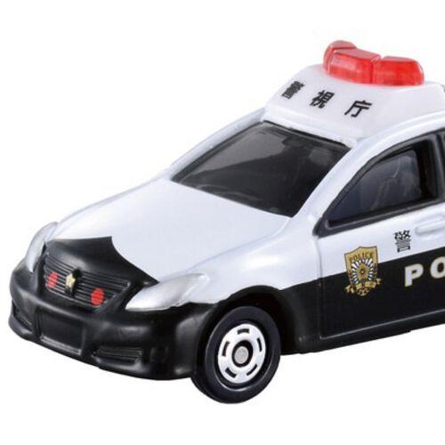 Tomica多美 No.110 豐田皇冠巡邏車