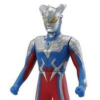 Ultraman超人力霸王500系列軟膠 #21 傑洛