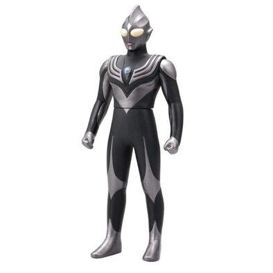 Ultraman超人力霸王 500系列軟膠 #26 暗黑迪卡(SD)