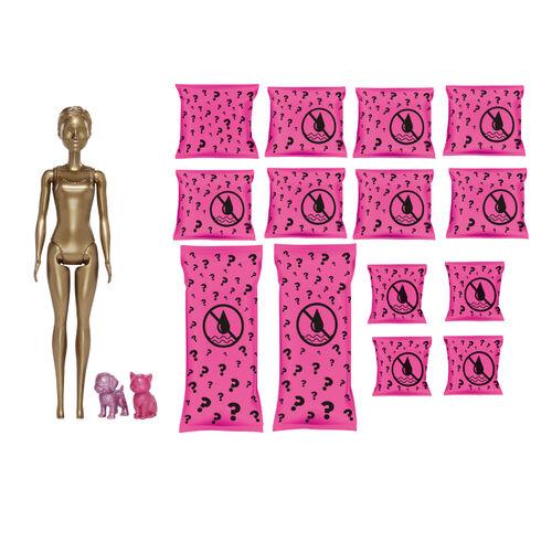 Barbie芭比驚喜造型娃娃變裝豪華組