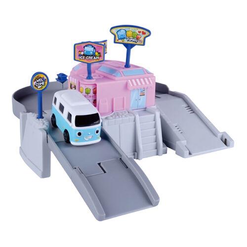 Tayo小巴士城市系列 - 迷你世界冰淇淋店