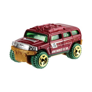Hot Wheels風火輪聖誕系列合金小車 - 隨機發貨