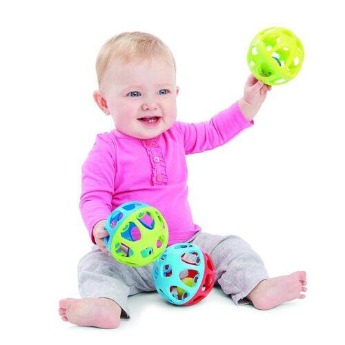 BRU Infant & Preschool 寶寶搖鈴球