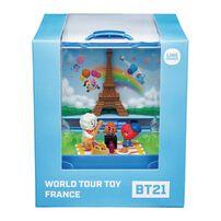 Bt21 超級巨星環遊世界  法國