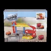 Speed City極速城市 Junior停車場軌道遊戲組