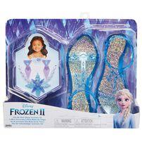 Disney Frozen迪士尼冰雪奇緣2艾莎造型配件組