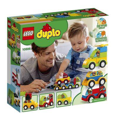 LEGO樂高 10886 我的第一套創意汽車組合