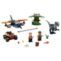 LEGO樂高 75942 Velociraptor: Biplane Rescue Mission