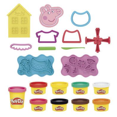 Play-Doh培樂多 粉紅豬小妹變裝組