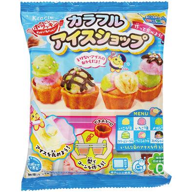 Kracie Foods 知育果子系列 創意DIY 冰淇淋小達人