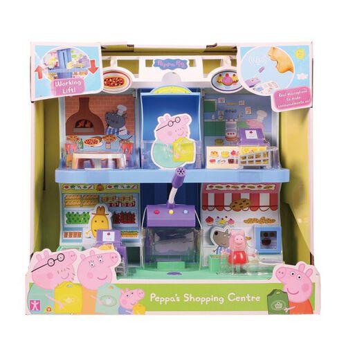 Peppa Pig粉紅豬小妹豪華購物遊樂場