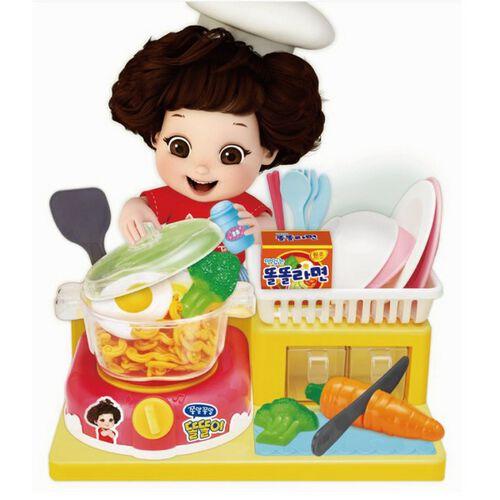 Mimi World 小朵莉  韓式炸醬麵烹飪組
