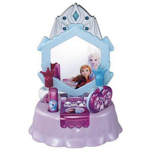 Disney Frozen迪士尼冰雪奇緣 指甲彩繪化妝台