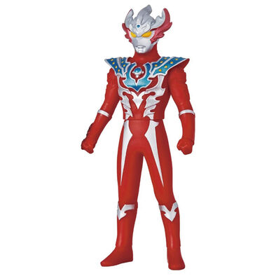 Ultraman超人力霸王軟膠系列69 超人力霸王大河