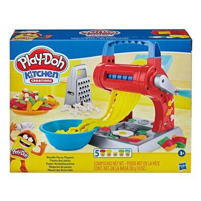 Play-Doh培樂多 廚房系列 製麵料理機新版