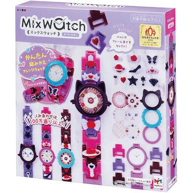 Mix Watch手錶 搖滾版
