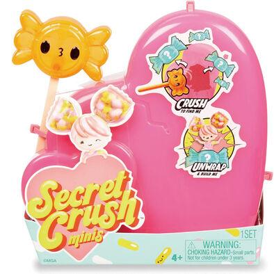Secret Crush 秘密糖心迷你娃娃 - 隨機發貨