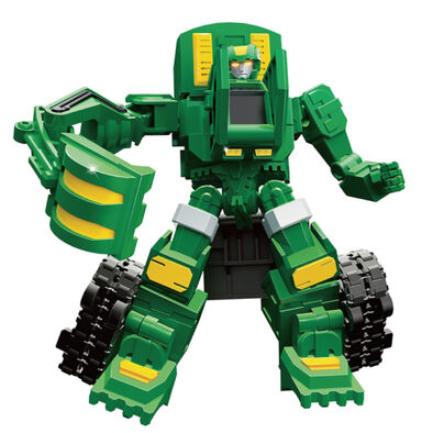 Hello Carbot衝鋒戰士 創造者杜克