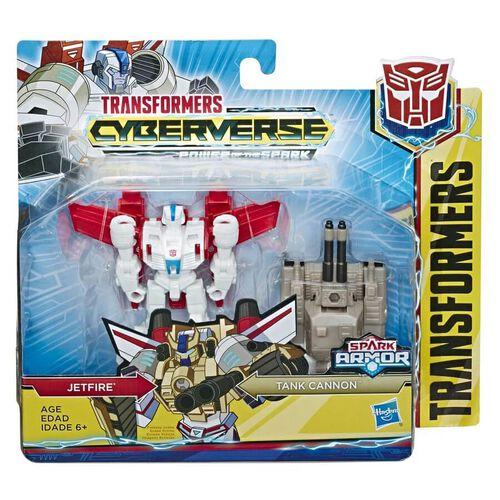 Transformers變形金剛卡通盔甲鬥爭金剛組 - 隨機發貨