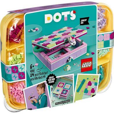 LEGO樂高豆豆系列首飾寶盒 41915
