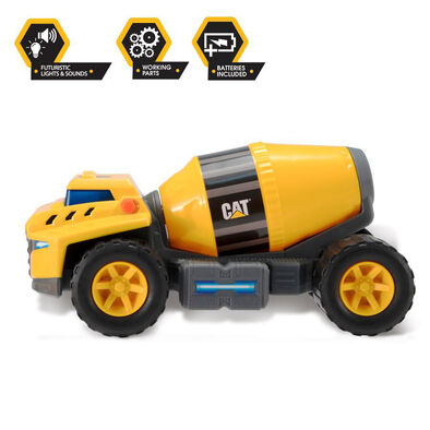 CAT 水泥車