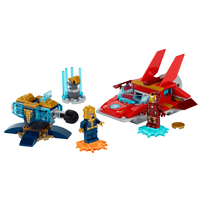 Lego樂高 Iron Super Heroes 76170 Man vs. Thanos