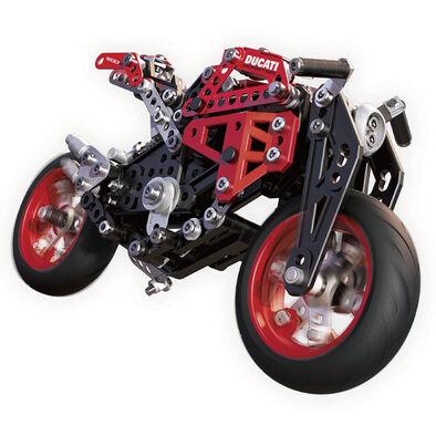 Meccano Ducati重型檔車組