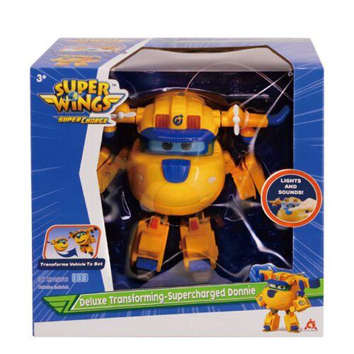 Super Wings超級飛俠超動力聲光變形多尼