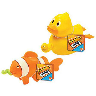 Sizzlin' Cool 甩水玩具