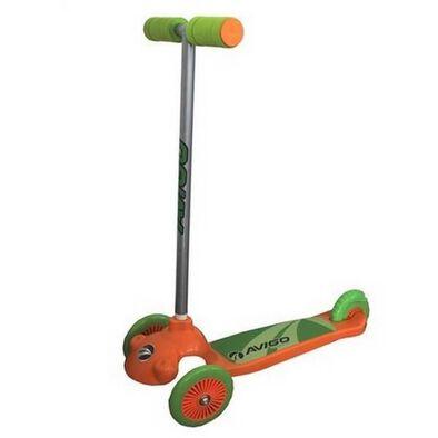AVIGO 扭扭滑板車(橘/綠)