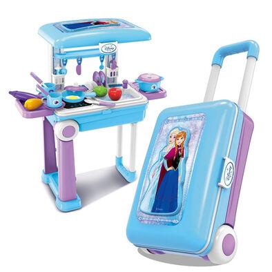 Disney Frozen迪士尼冰雪奇緣廚房旅行組