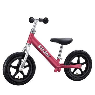 Slider 兒童鋁合金滑步車 桃