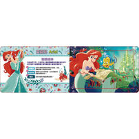 Disney Princess迪士尼公主 向公主學習拼圖書