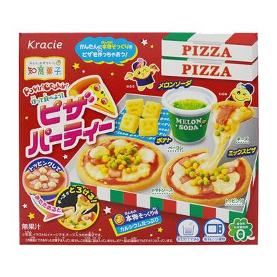 Kracie 創意DIY-披薩造型小達人