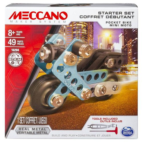 Meccano-入門套件組
