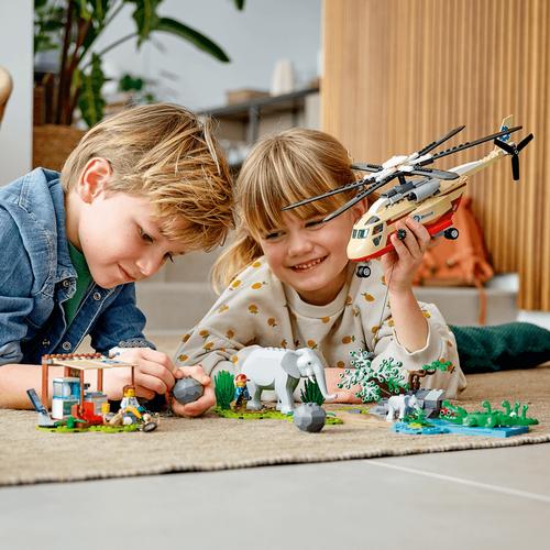Lego樂高 60302 野生動物救援行動