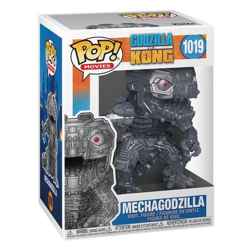 POP電影系列 哥吉拉對金剛 機械哥吉拉