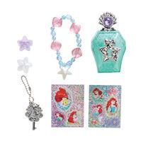 Disney迪士尼公主 小美人魚愛麗兒香水寶盒飾品組