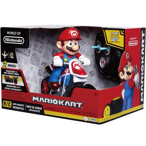 Nintendo任天堂 超級瑪利歐 迷你遙控摩托車