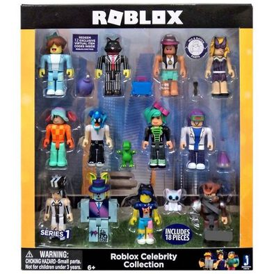 Roblox機器磚塊人物組