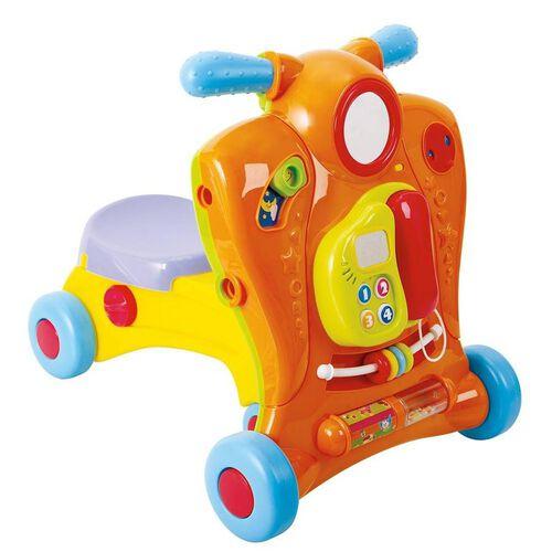BRU Infant & Preschool 二合一寶寶助步車