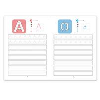 Acme世一 大寫‧小寫ABC字母練習簿